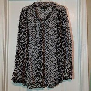 Lane Byrant Dress Shirt